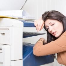 打印机、复印机租赁客户不错的选择,为企业大大降低投入成本